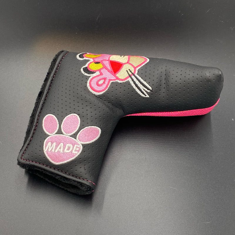 Prototype Handmade Pink Panther Putter Headcover
