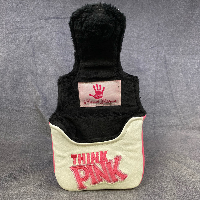 Handmade 2020 Breast Cancer Awareness Mallet