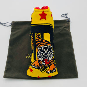 PROTOTYPE Handmade Detroit Rock City Putter Headcover