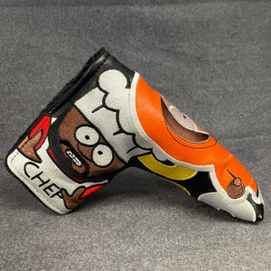 "Handmade ""OMG They Killed Kenny"" Putter Headcover"