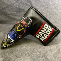Handmade RUN DMC NY Putter Headcover - Blade - 100 Made