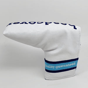 "Patrick Gibbons Handmade ""Generic"" Putter Headcover"