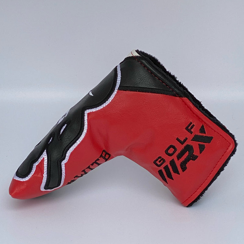 GOLF WRX / HANDMADE NINJA HEADCOVER - RED