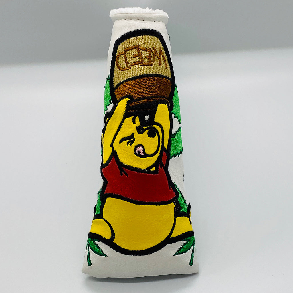 Prototype Pooh Bear 4/20 Putter Headcover 1/1