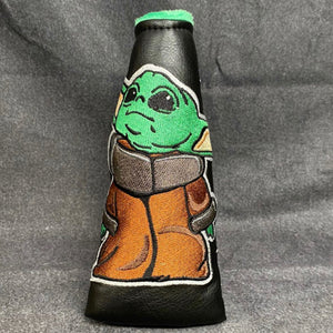 Handmade May The Force Be With You # 7 Baby Yoda - 75 Made