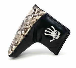 Patrick Gibbons Handmade Python Putter Headcover