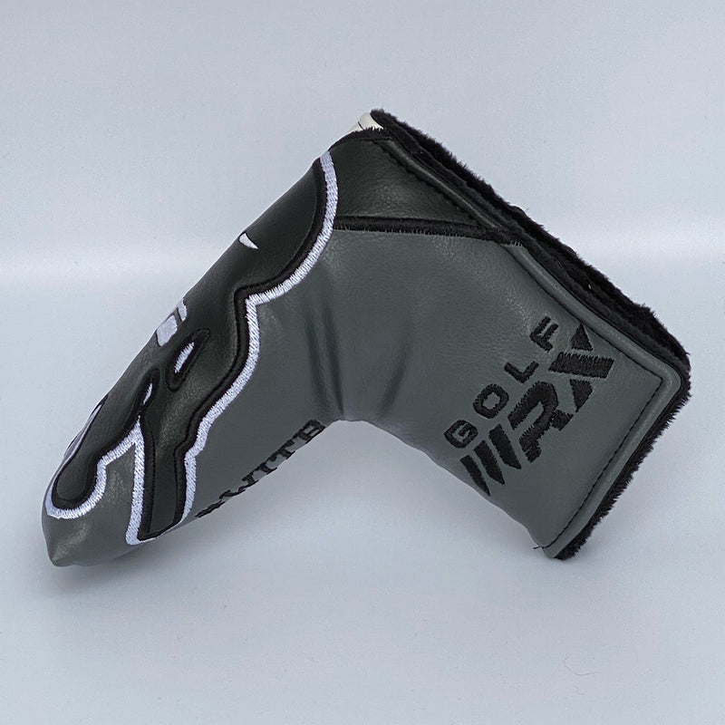 GOLF WRX / HANDMADE NINJA HEADCOVER - GREY