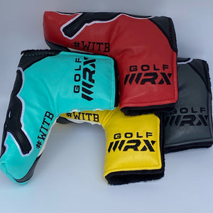 GOLF WRX / HANDMADE NINJA HEADCOVER SET