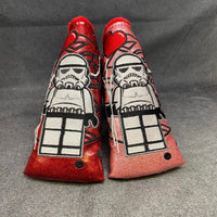 Handmade May The Force Be With You # 6 Valentines Day Blade - 50 Made