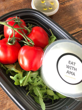 Load image into Gallery viewer, BURRATA, ROCKET & TOMATO