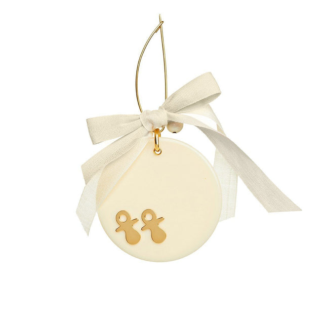 The Newborn Twins Pacifier Pin