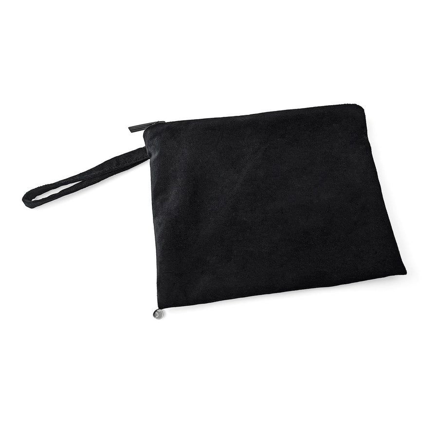 Pochette in black