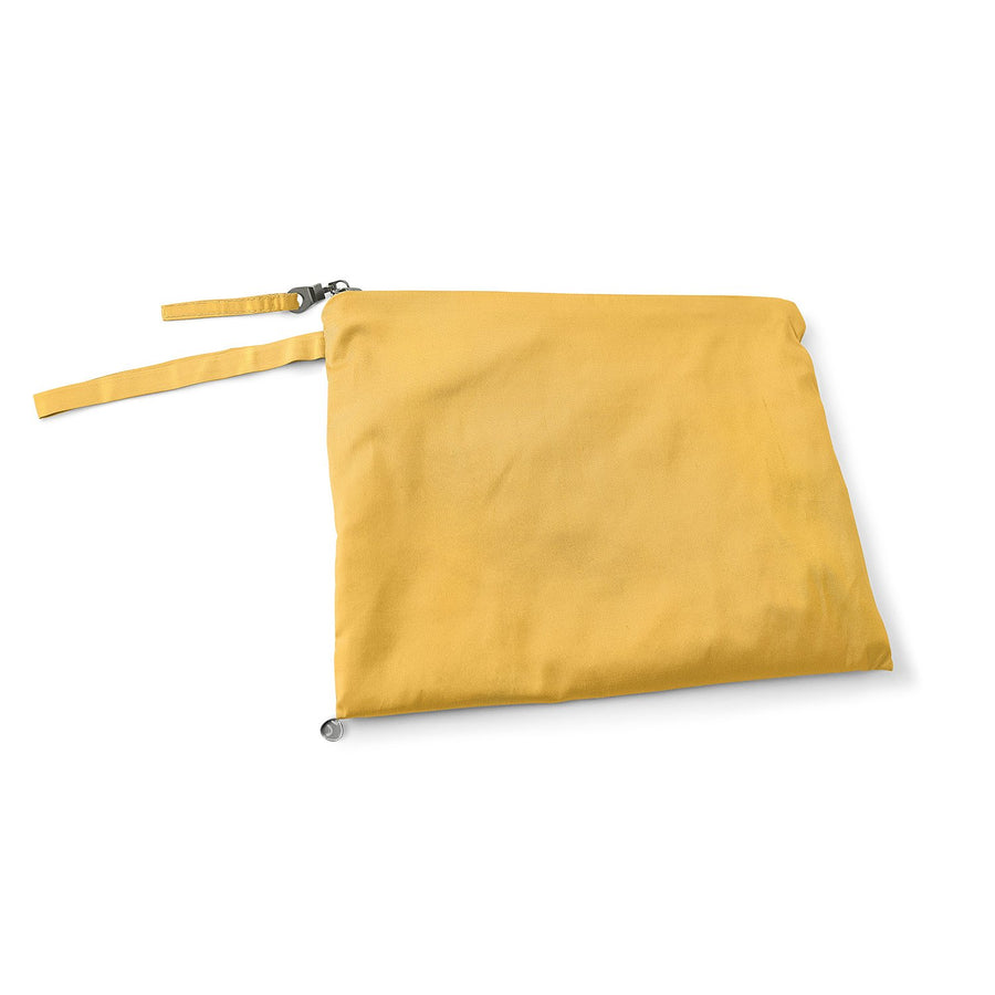 Pochette in yellow