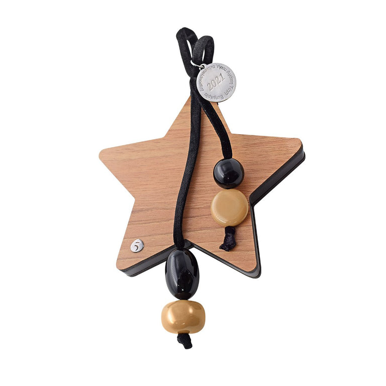 The Everlucky Wooden Star