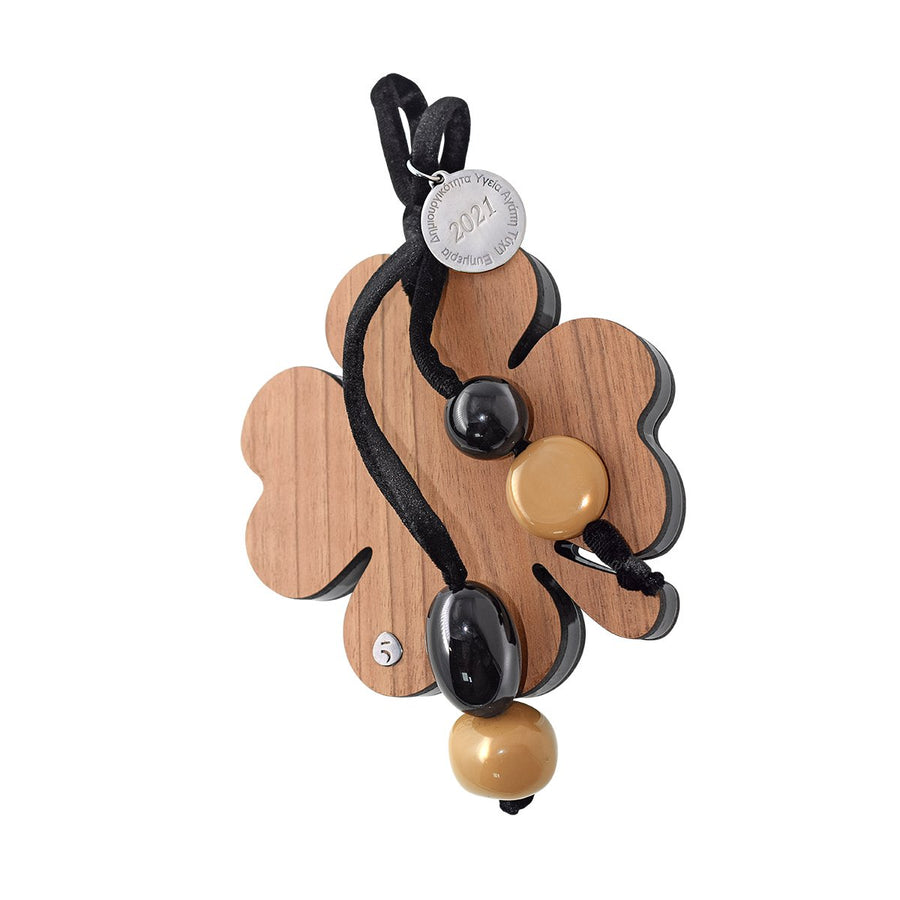 Wooden clover - 2021 Charm