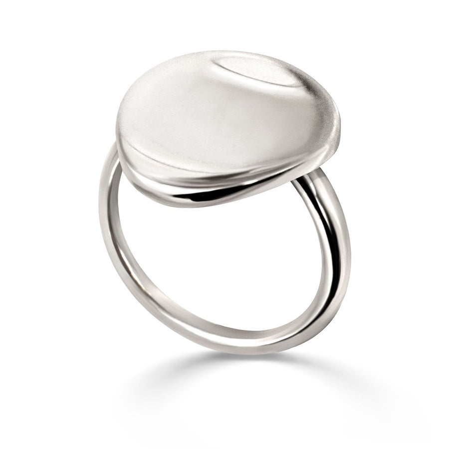 The Essential Coin Silver 925° Ring