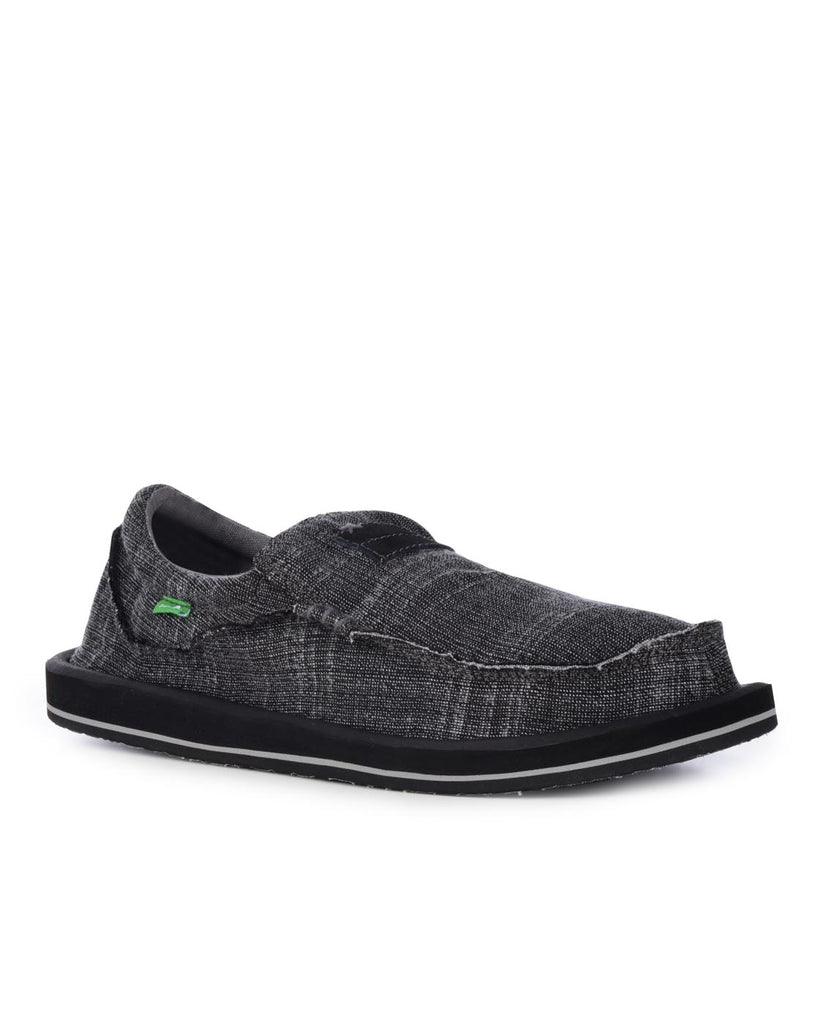 Sanuk Men's Chiba Linen Slip-On Loafer