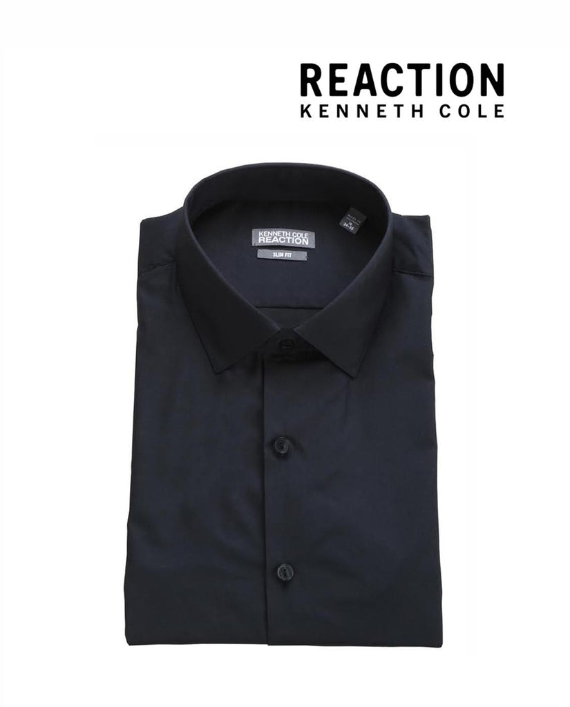 KENNETH COLE REACTION MEN'S SLIM-FIT DRESS SHIRT
