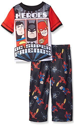 Justice League Camo 2 Piece Pant Set