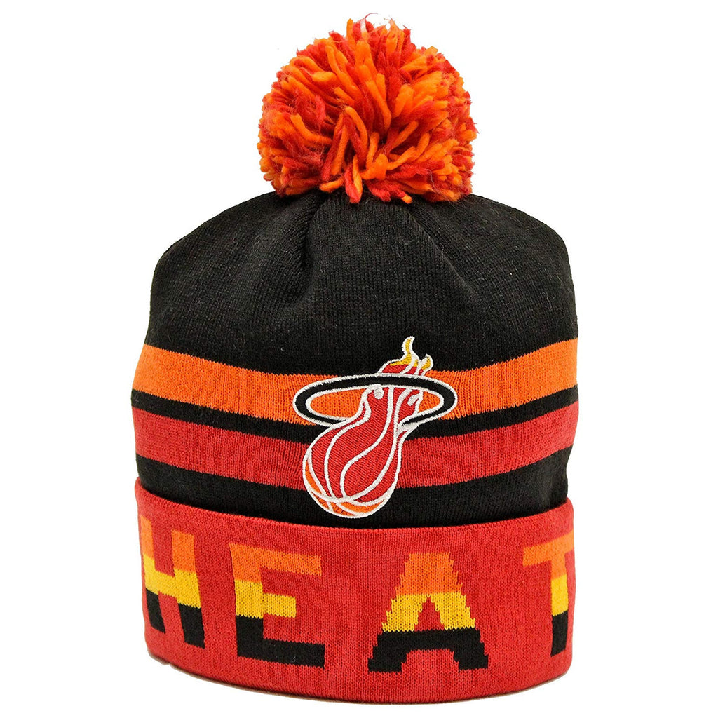 NBA MIAMI HEAT BEANIE