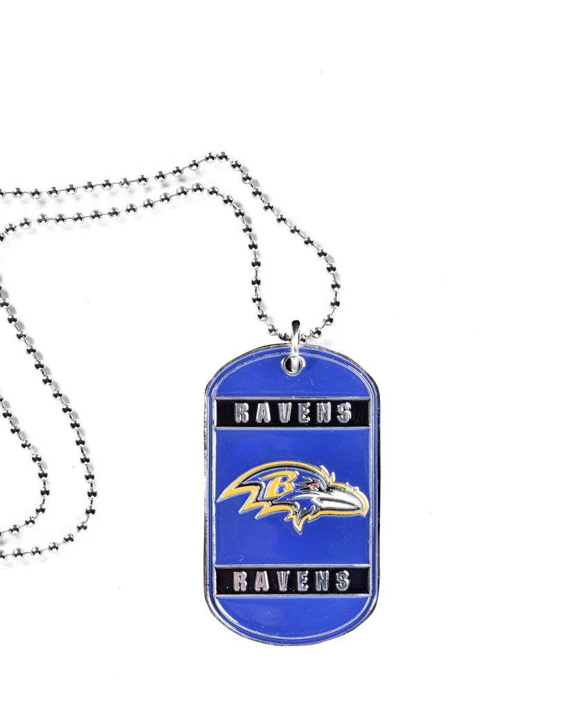 NFL Dog Tag Necklace