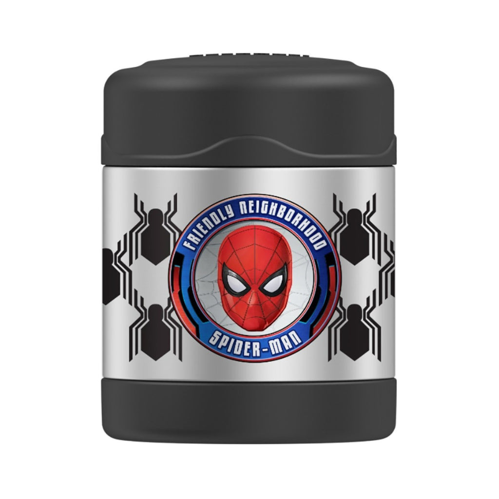 SPIDER-MAN 10-OZ INSULATED FOOD JAR