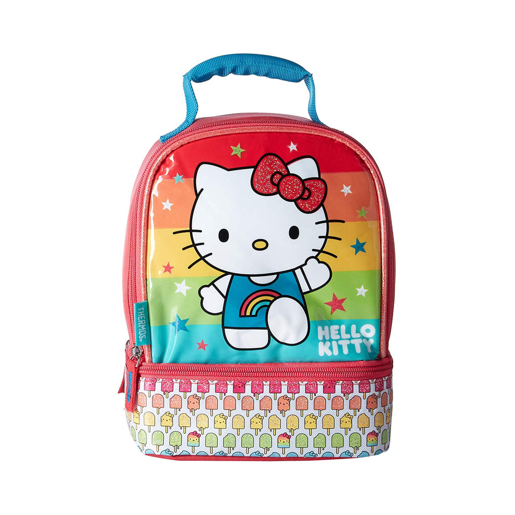 Hello Kitty 2 Section Lunch Kit