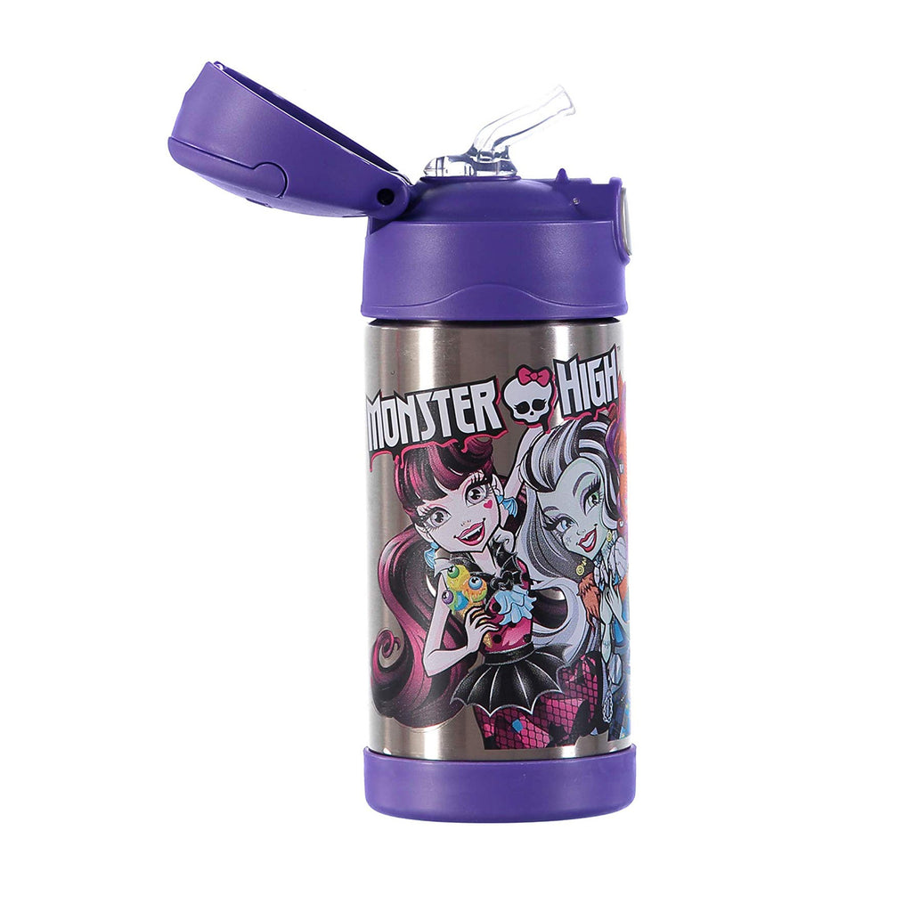 Thermos FUNtainer Bottle Monster High Purple