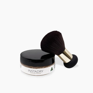 Instadry Finishing Powder and Brush