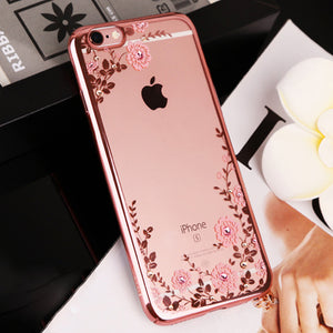 Liquid ice Clear Case for all iPhones - The Online Saving