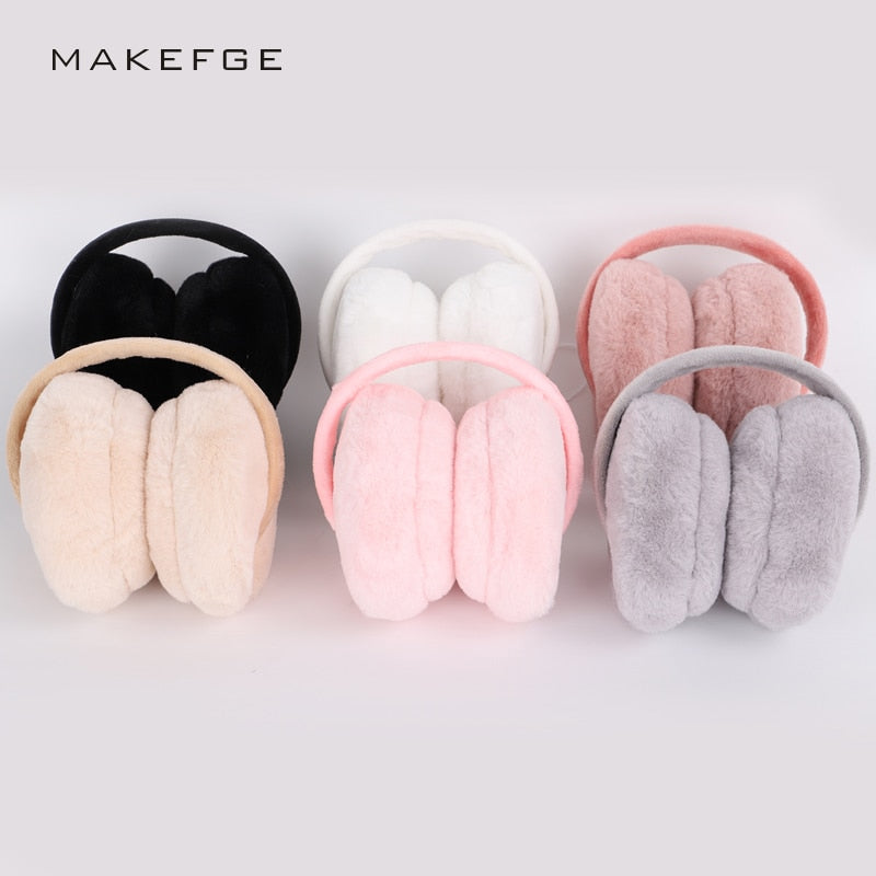 Winter new ladies wirless earmuffs - The Online Saving