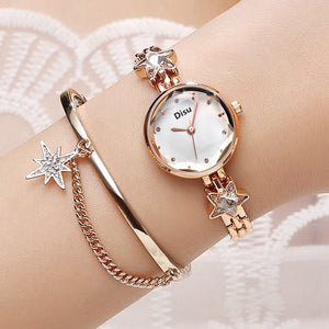 Luxury Brand Bracelet Watch For Women - The Online Saving