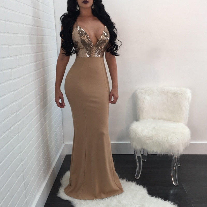 Sexy High Waist  Party Dresses - The Online Saving