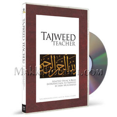 Tajweed Teacher (Book / 3 CDs)
