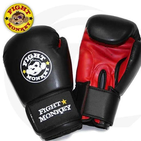 Fight Monkey 12/14/16oz Training Gloves