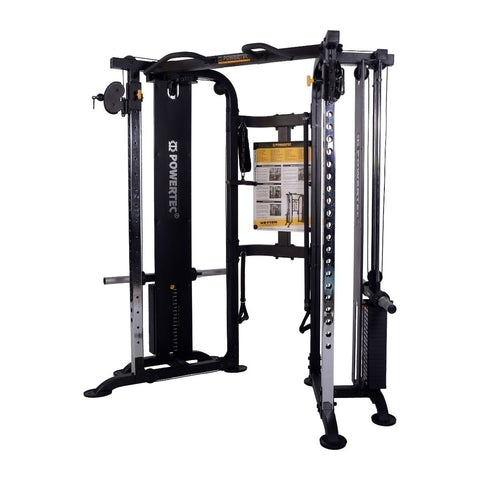 Fitness Nutrition Powertec Functional Trainer Deluxe
