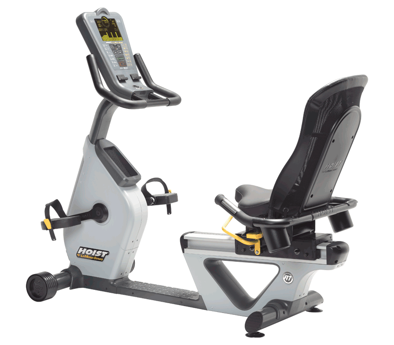 HOIST Lemond Series RT Recumbent Bike