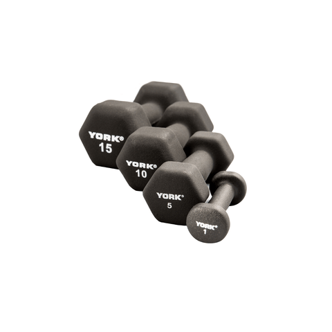 "York ""Fitbell"" Neoprene Dumbbell"