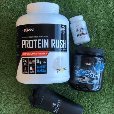 Home Training Supplement Bundle (Free Shipping)