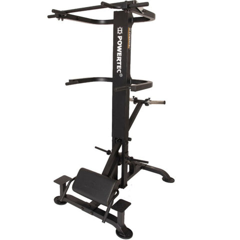 Powertec Levergym CHIN/DIP Assist (L-CDA19)
