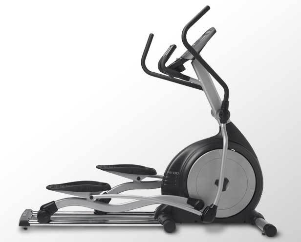 Fitness Nutrition True PS100 Elliptical