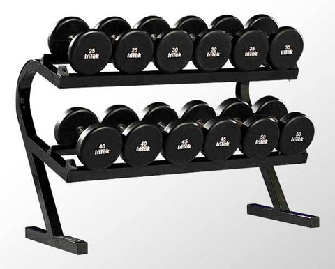 Fitness Nutrition Powertec Workbench Dumbbell Rack