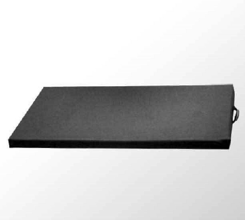 Rejo Black Exercise Mat