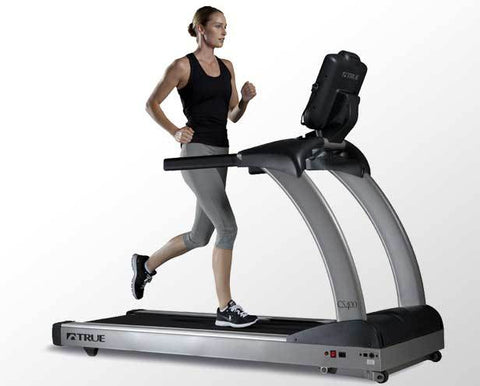 Fitness Nutrition Treadmill True CS400 commercial