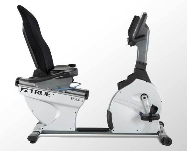 Fitness Nutrition True ES700 Recumbent Bike