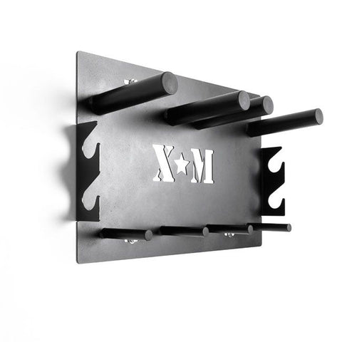 XM FITNESS Multi-Storage Wall Mount