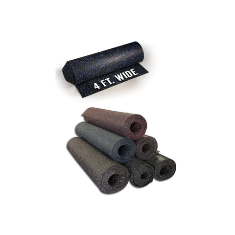 Series 1 (0-10% Color) Sports Rubber roll