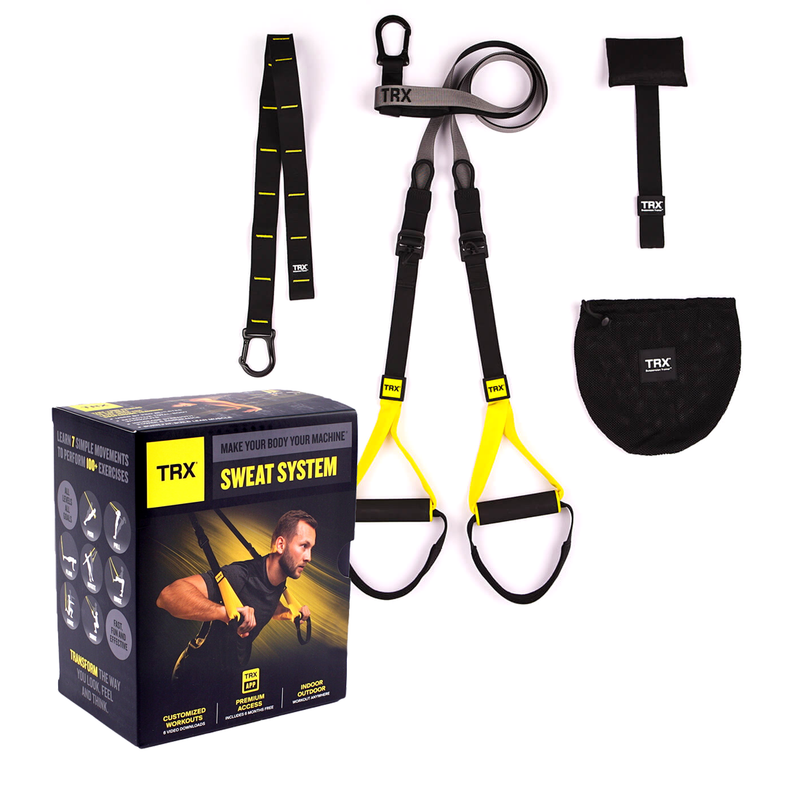 TRX SWEAT Suspension Trainer