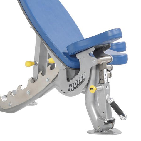 Hoist CF-3160 Super flat / Incline bench