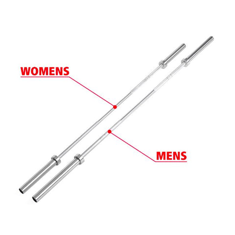 XM Womens Lifting Bar 1200lbs